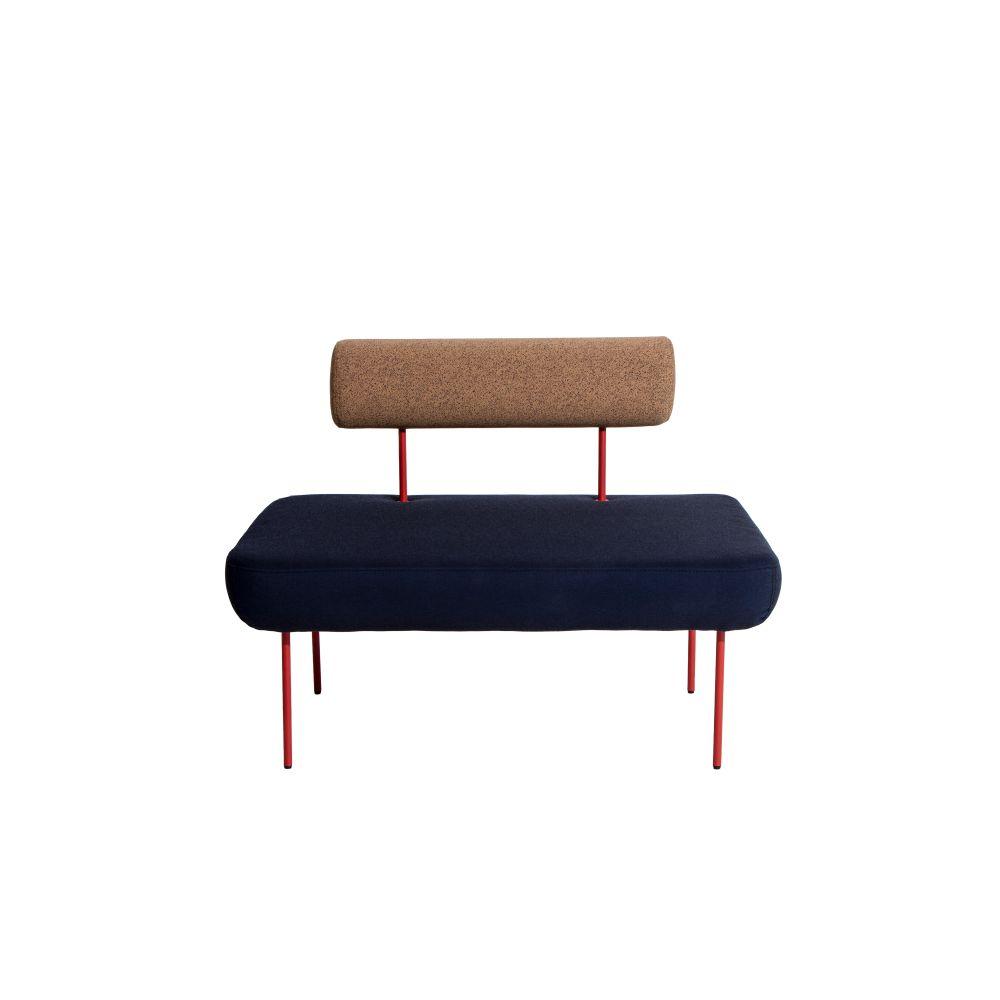Hoff Large Armchair-Villegiature by Petite Friture