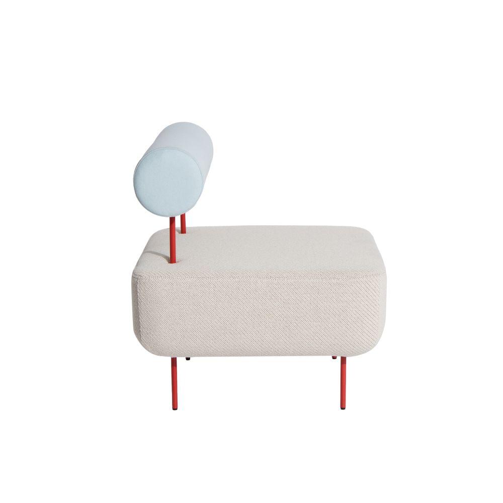 Hoff Medium Armchair-Villegiature by Petite Friture