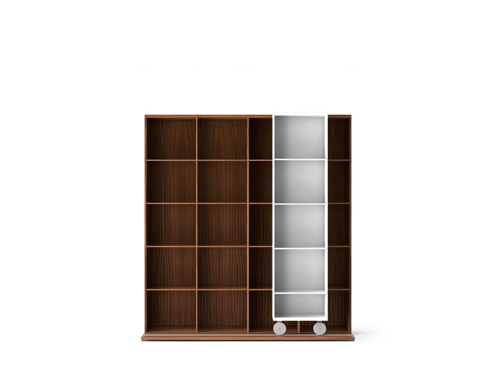 LTL420 Literatura Light Bookcase by Punt