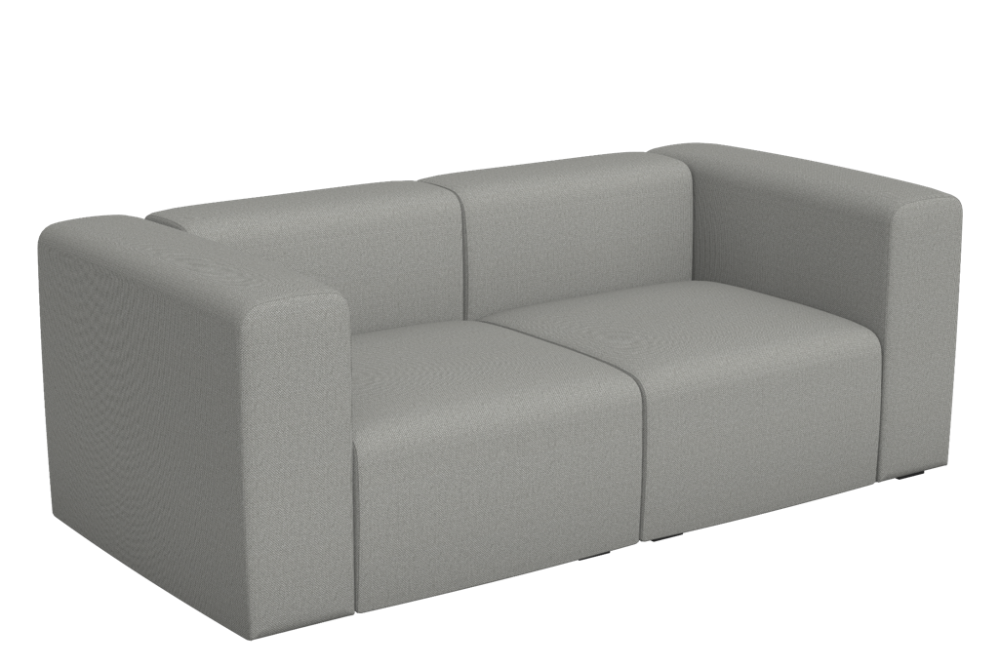 Mags 2 Seater Sofa by Hay