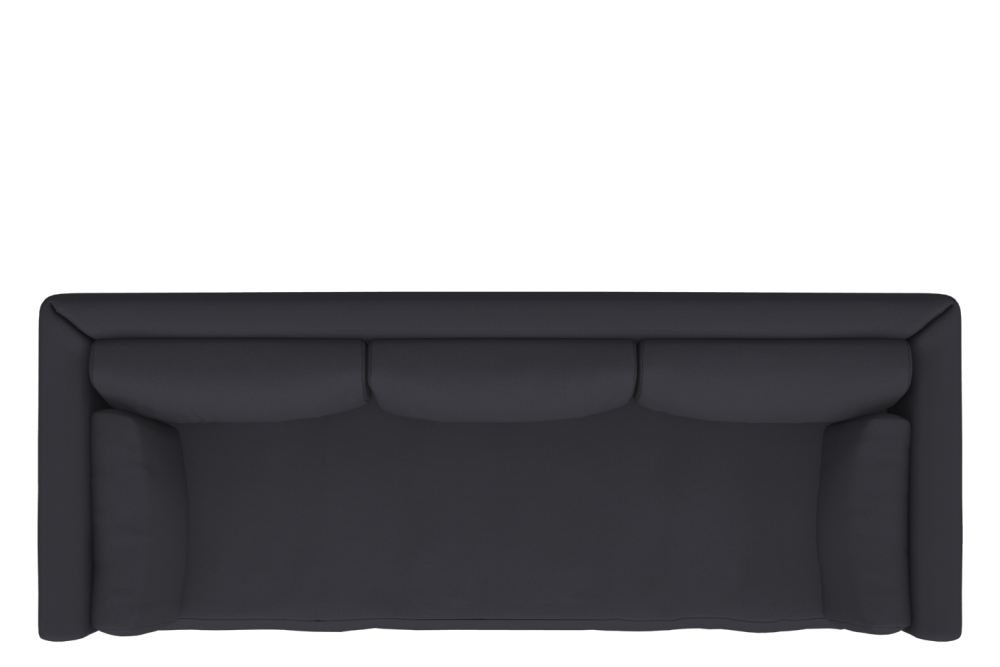 Hackney 3 Seater Sofa by Hay