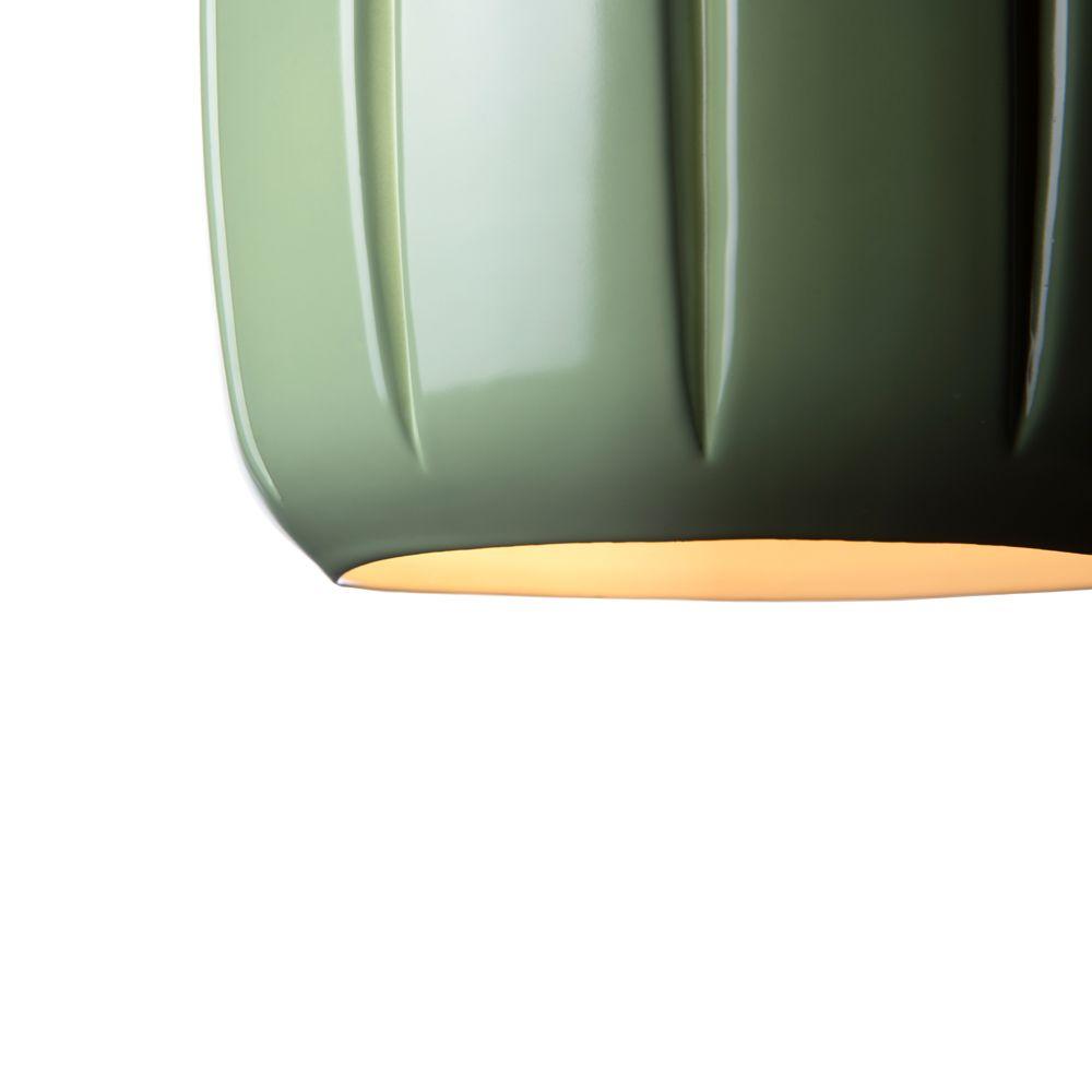 Cosse pendant large by Enrico Zanolla
