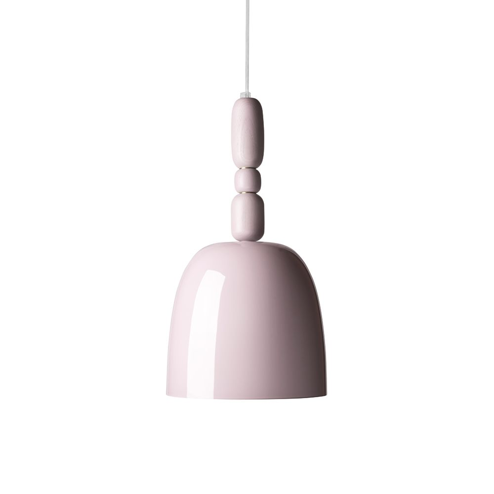 Bale pendant pink front