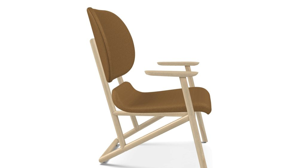 Klara Armchair by Moroso
