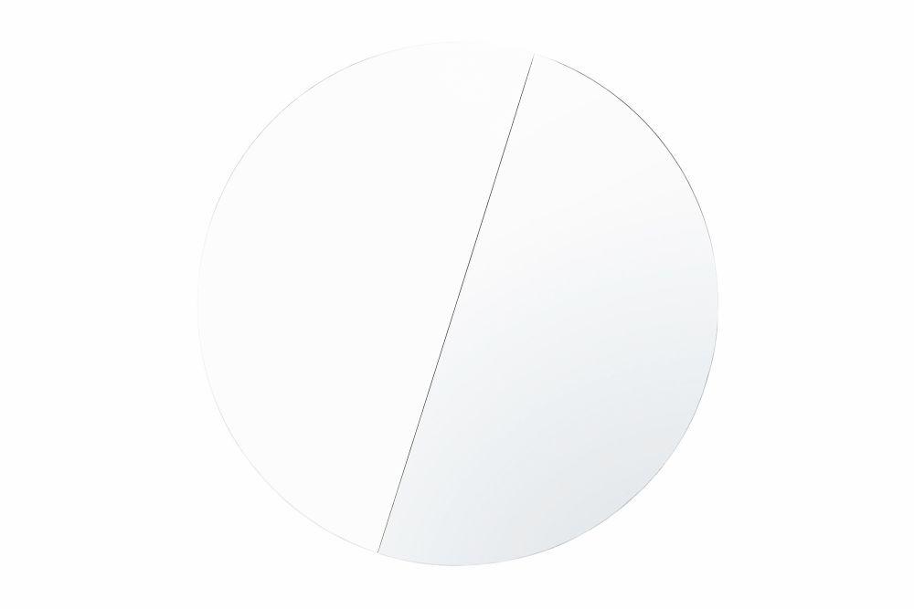 Vinkel Mirror by Hem