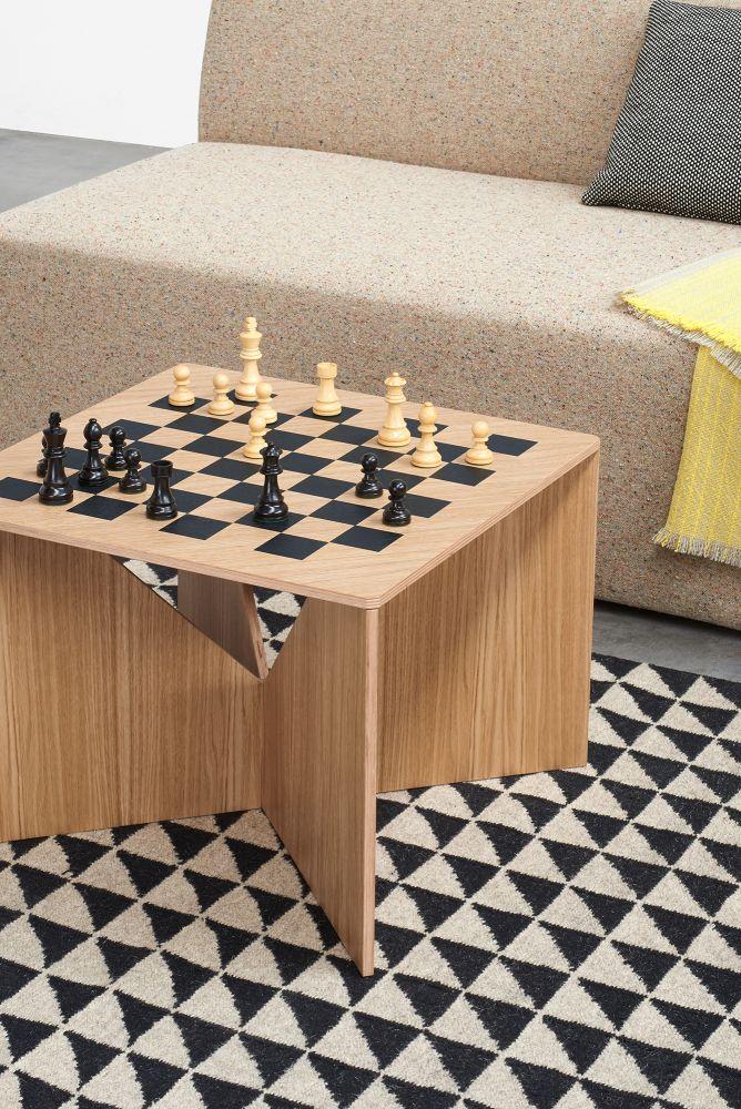Merveilleux Calvert Chess Coffee Table From E15