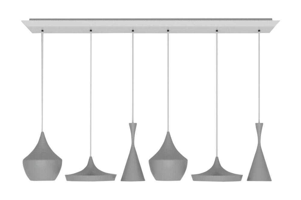 Beat Range Linear Pendant System by Tom Dixon
