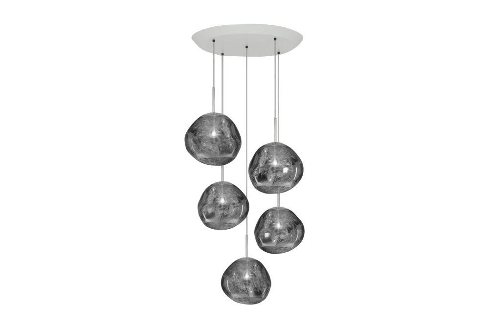 Melt Mini Round Pendant System by Tom Dixon