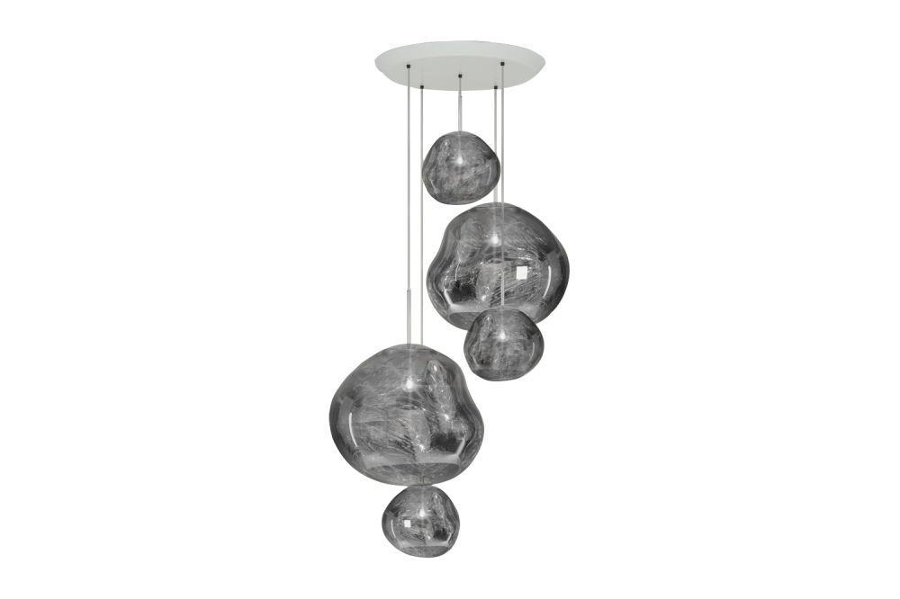 Melt Large Round Pendant System by Tom Dixon