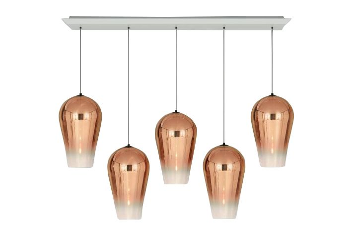 Fade Linear Pendant System by Tom Dixon