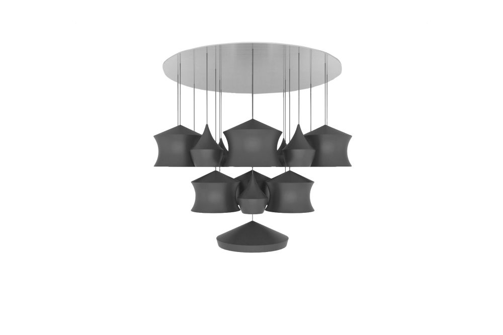 Beat Mega Pendant System by Tom Dixon