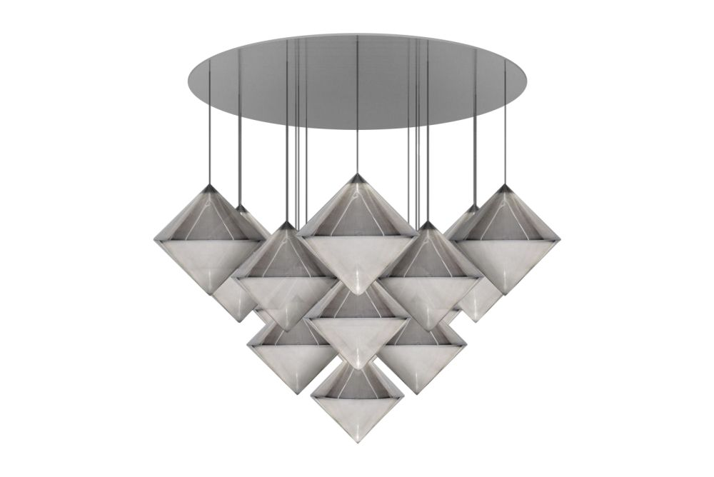 Top Mega Pendant System by Tom Dixon