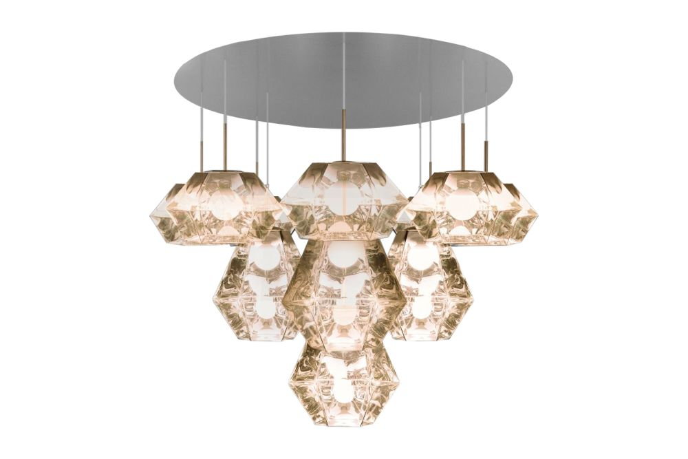 Cut Mega Pendant System by Tom Dixon
