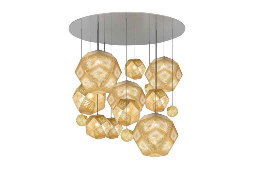 Etch Mega Pendant System by Tom Dixon