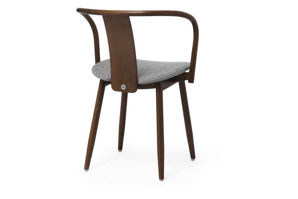 Icha Chair, Upholstered Seat by Massproductions