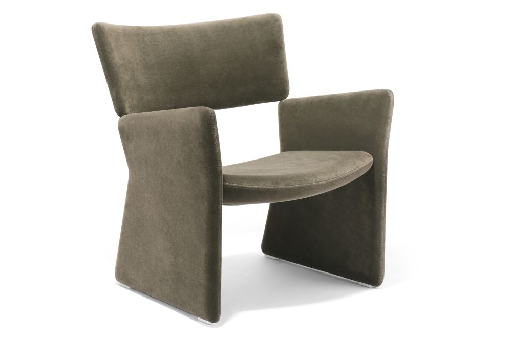 Crown Easy Chair by Massproductions