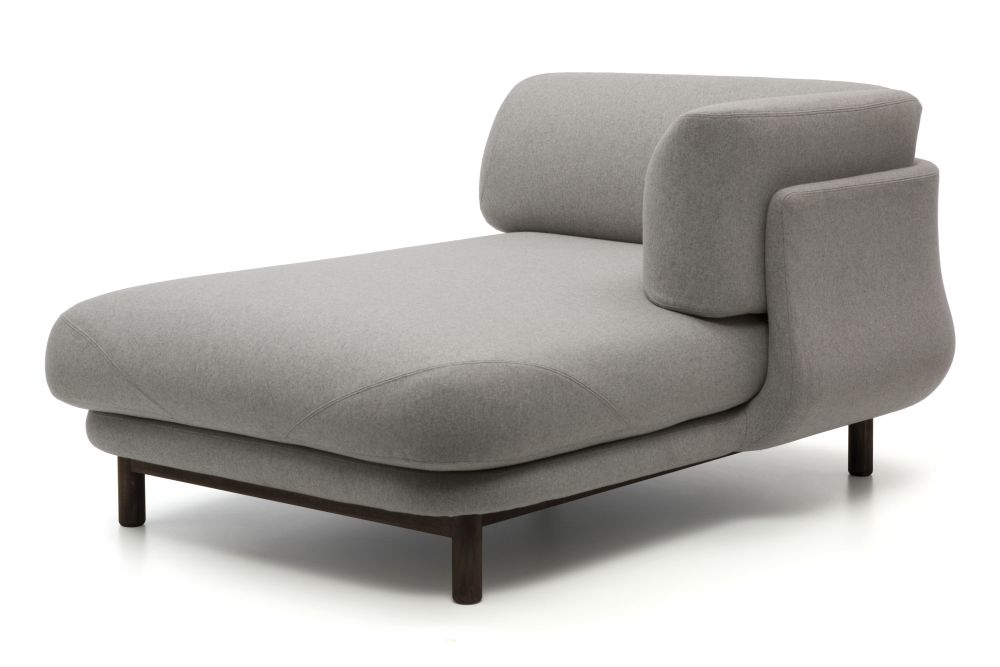 Peg Chaise Lounge by Cappellini