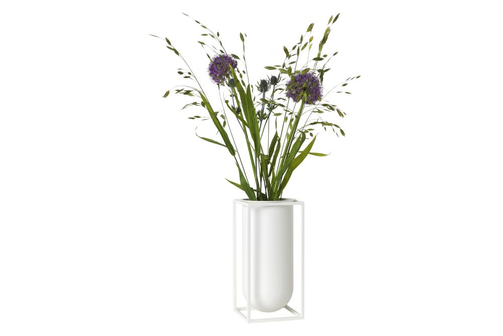 Kubus Vase Lolo (Set of 2) by by Lassen