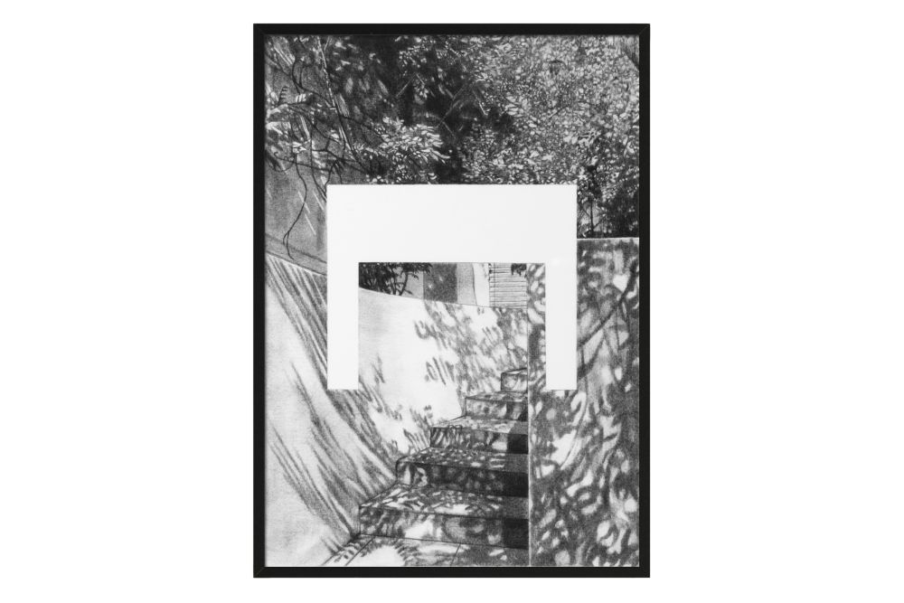 Silhouette Print A4 (Set of 2) by by Lassen