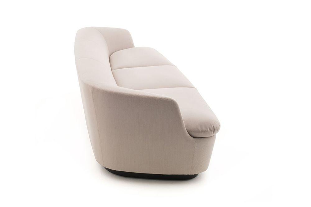 Orla 3 Seater Sofa by Cappellini