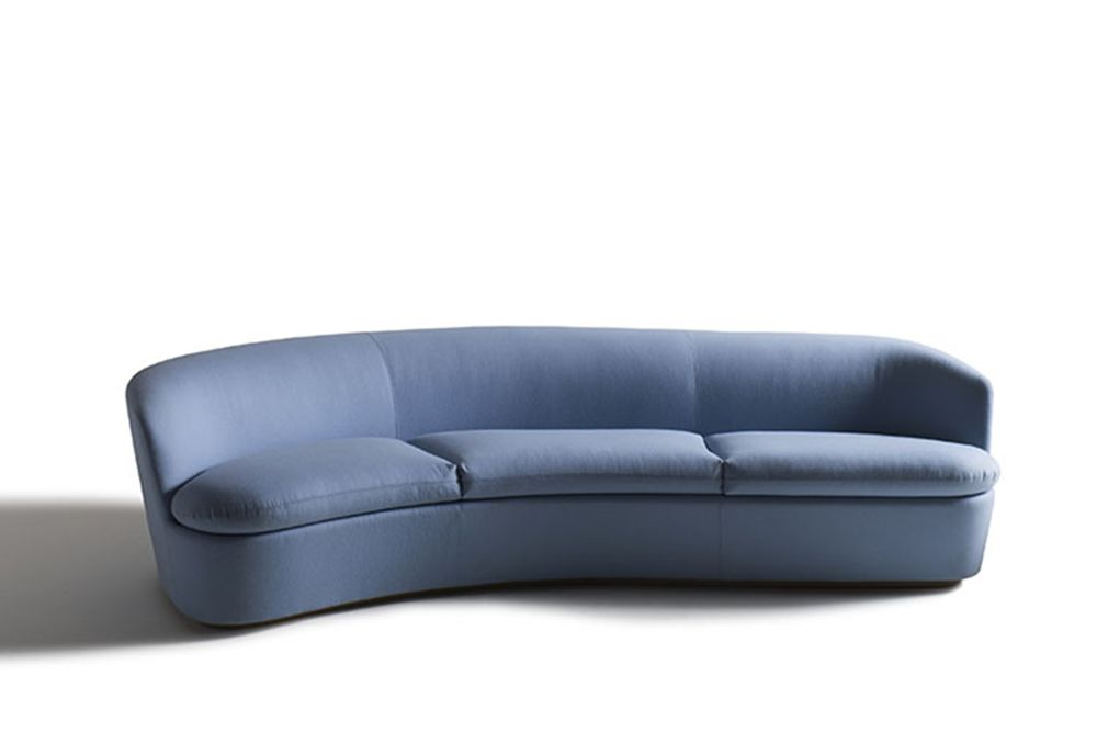 Orla Curved Sofa by Cappellini