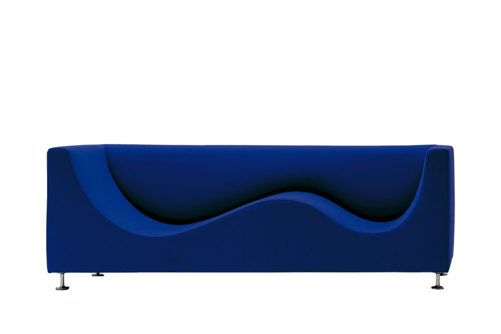 Three Sofa with Backrest by Cappellini