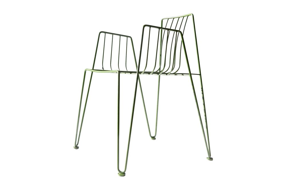 Rambla Dining Chair by Mobles 114