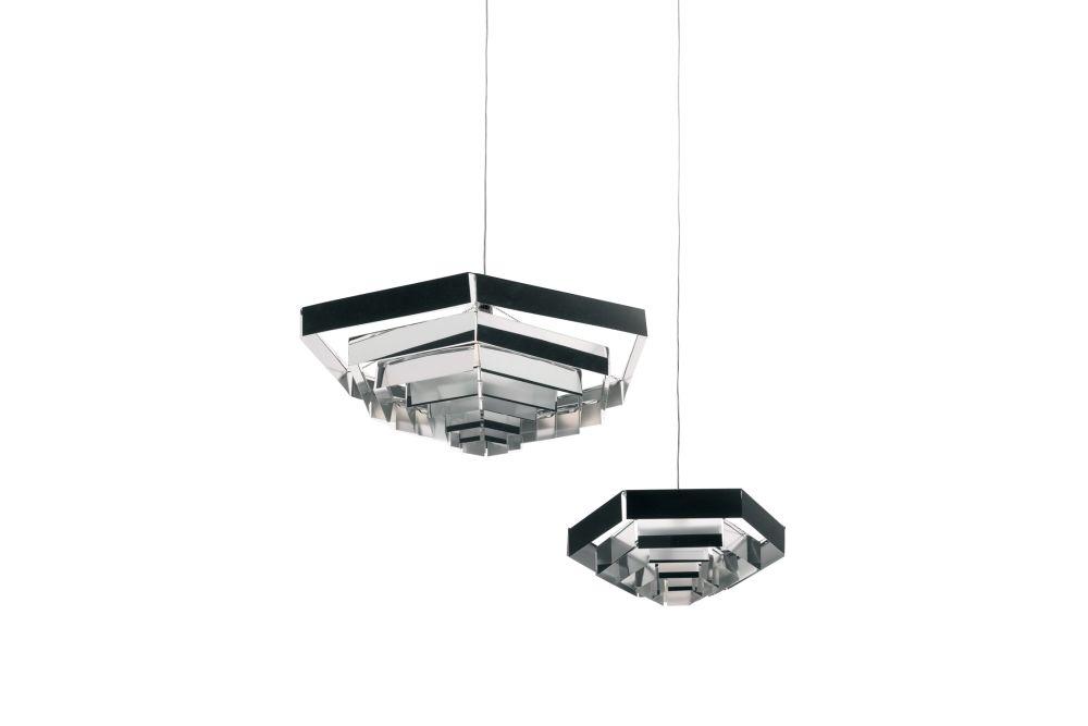 Lampada Esagonale Suspension Light by Artemide
