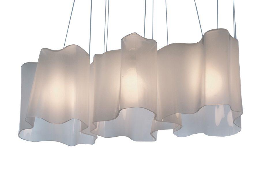 Logico Mini Pendant Light 3 in linea by Artemide