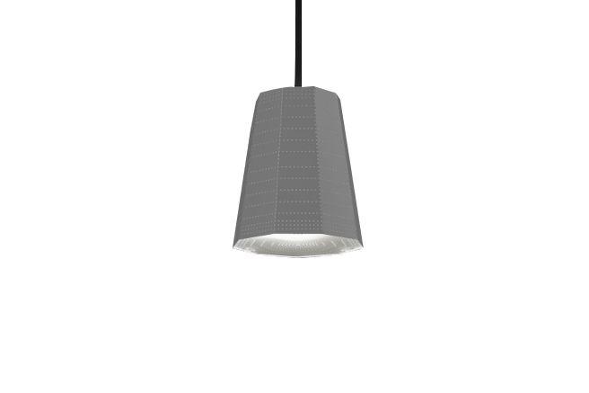 Null Vector Beta Pendant Light by Artemide