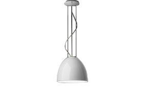 Nur Gloss Mini LED Pendant Light by Artemide