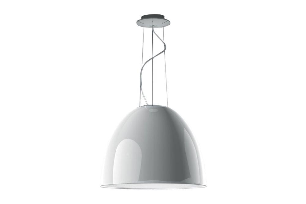 Nur Gloss Pendant Light by Artemide