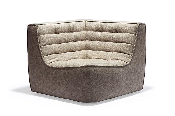 N701 Corner Sofa by Ethnicraft