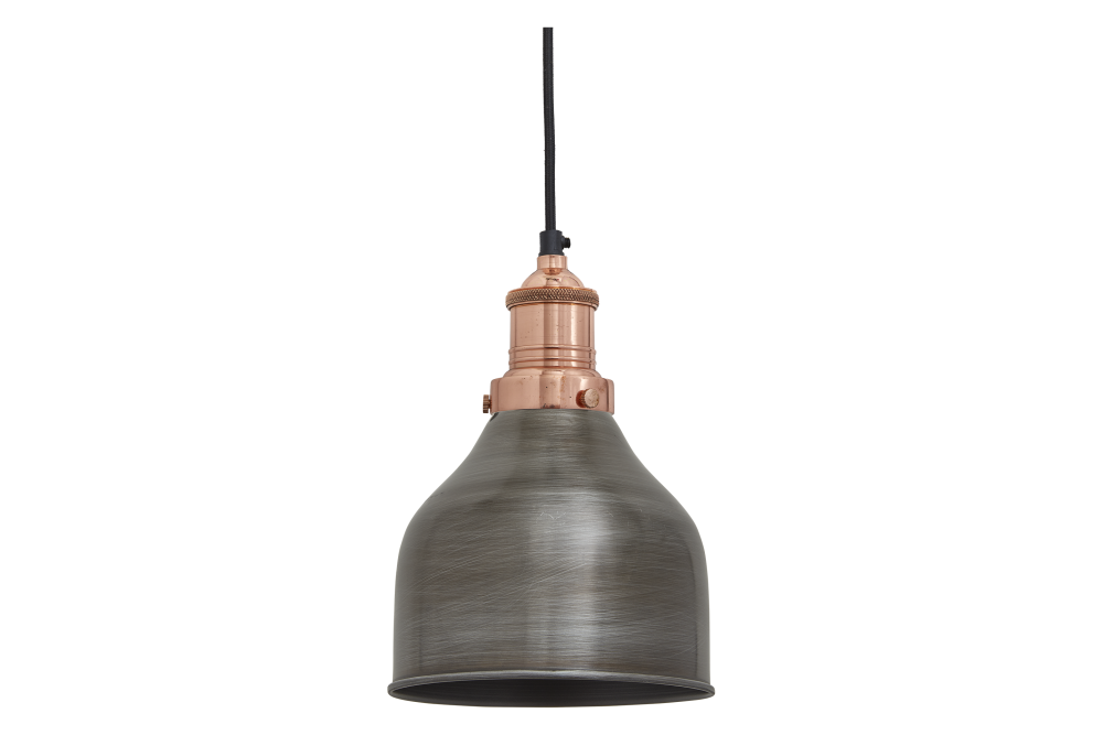 Brooklyn Cone Pendant - 7 Inch by INDUSTVILLE