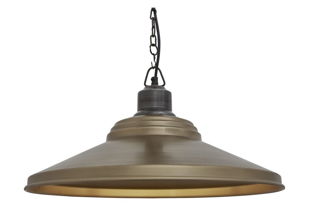 Brooklyn Giant Step Pendant - 18 Inch by INDUSTVILLE