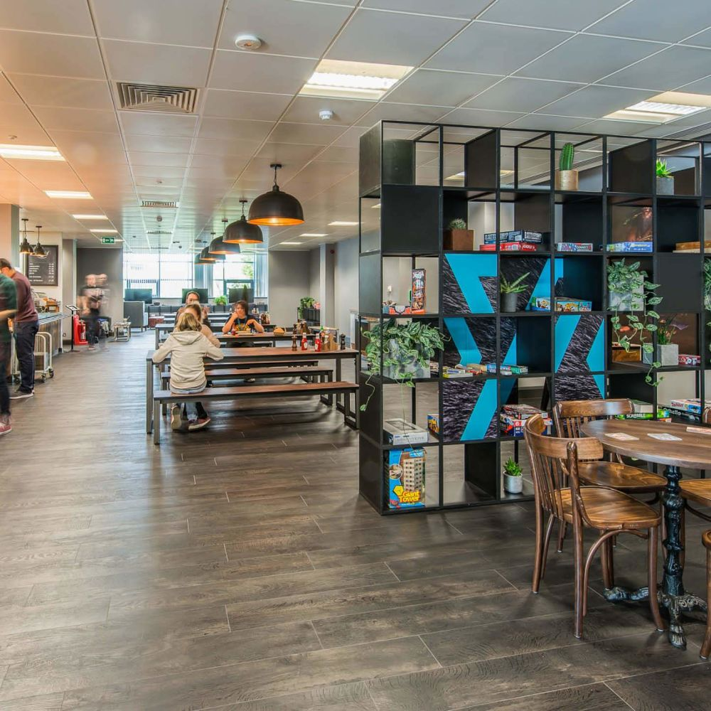Featured Project: COEL Project - Jagex, Cambridge