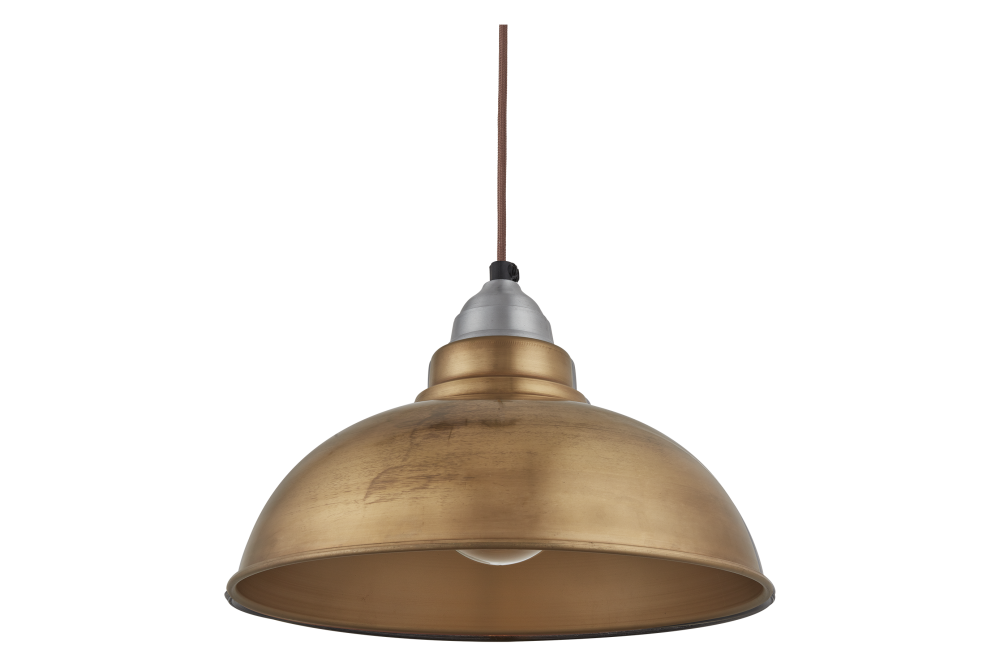 Old Factory Pendant Light - 12 Inch by INDUSTVILLE