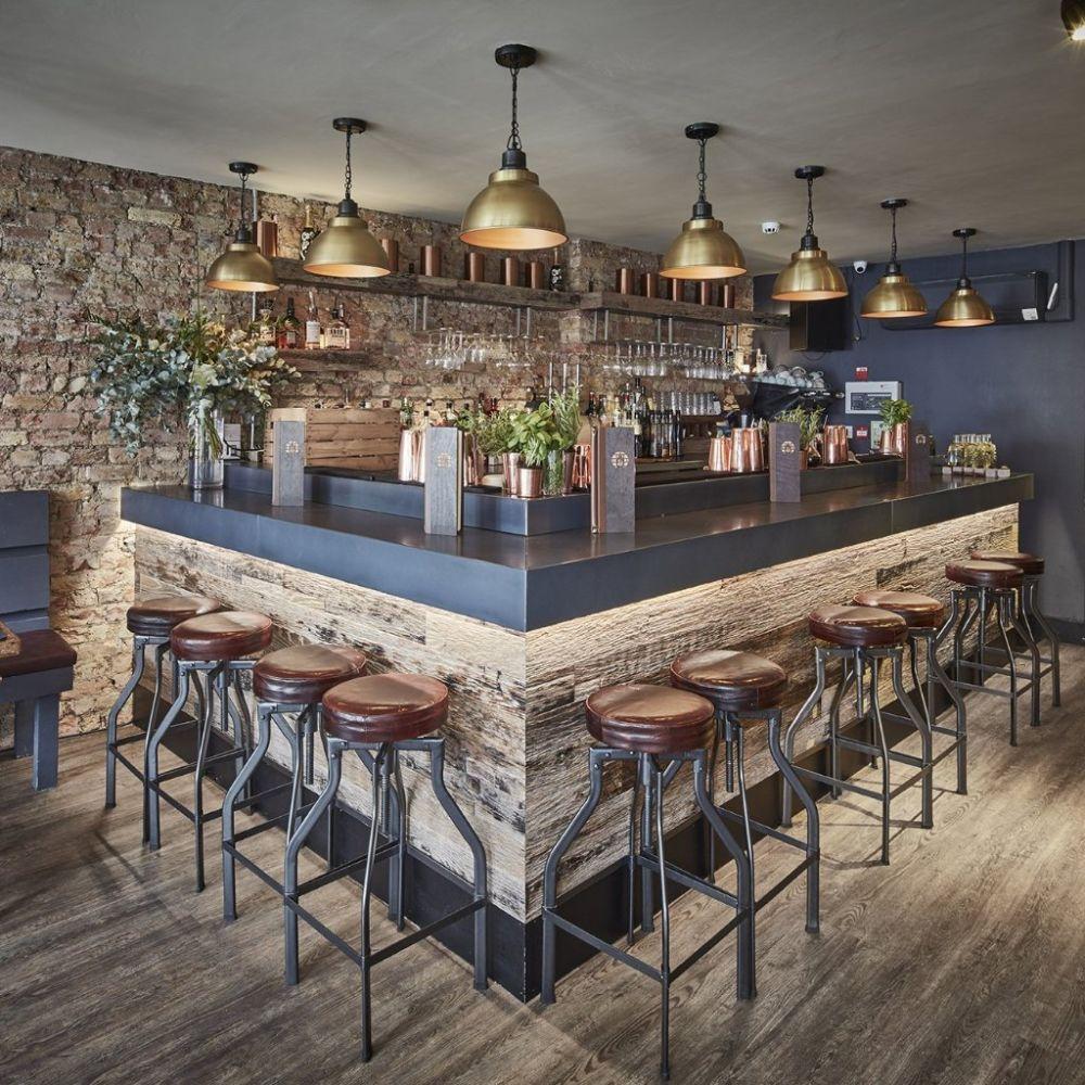 Featured Project: Brick & Liquor