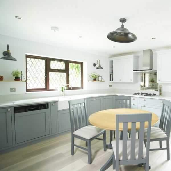 Featured Project:Designed by The Brighton Kitchen Company