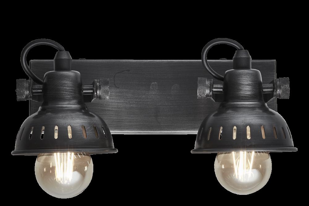 Swivel Spotlight Flush Mount/Wall Light by INDUSTVILLE