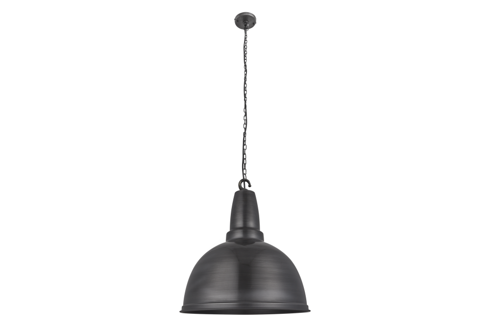 Retro Large Pendant Light - 17 Inch by INDUSTVILLE
