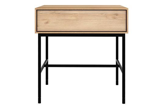 Oak Bedside Table by Ethnicraft