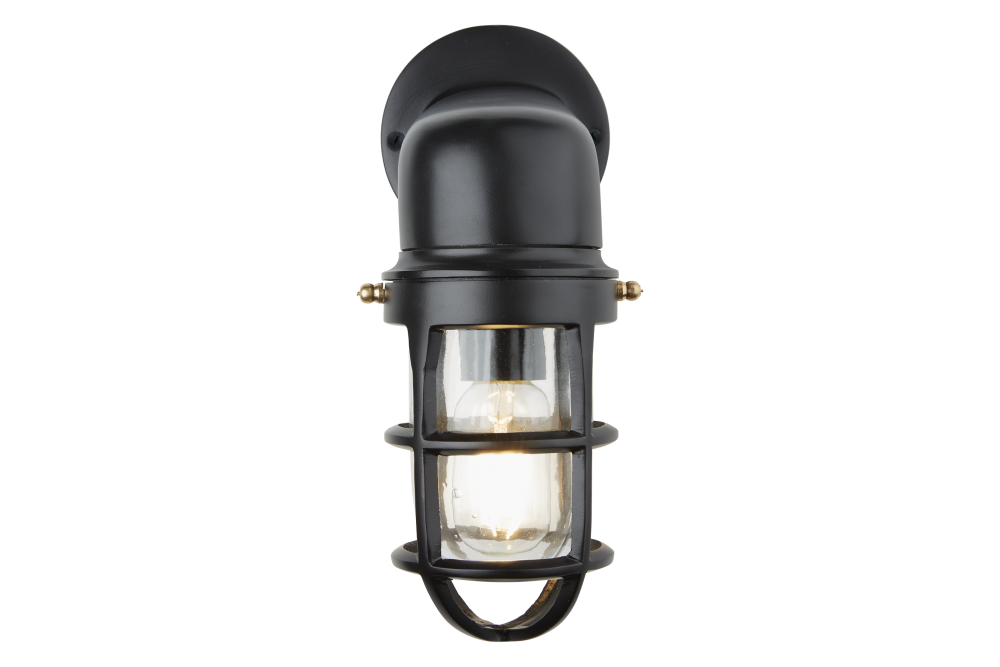 Bulkhead Outdoor & Bathroom Sconce Wall Light - 12 Inch by INDUSTVILLE