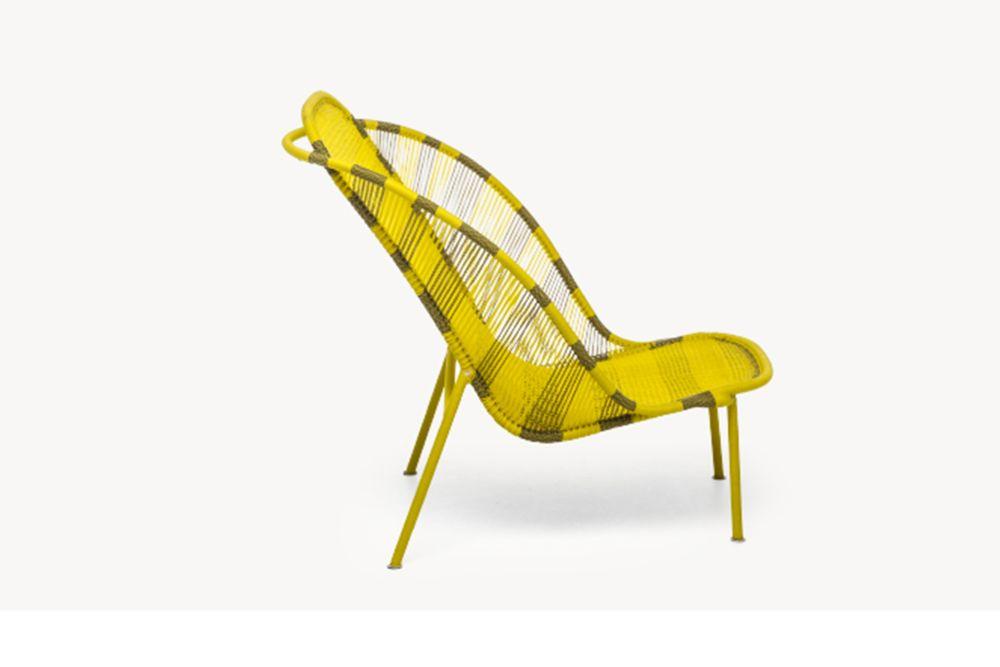 Imba Armchair by Moroso