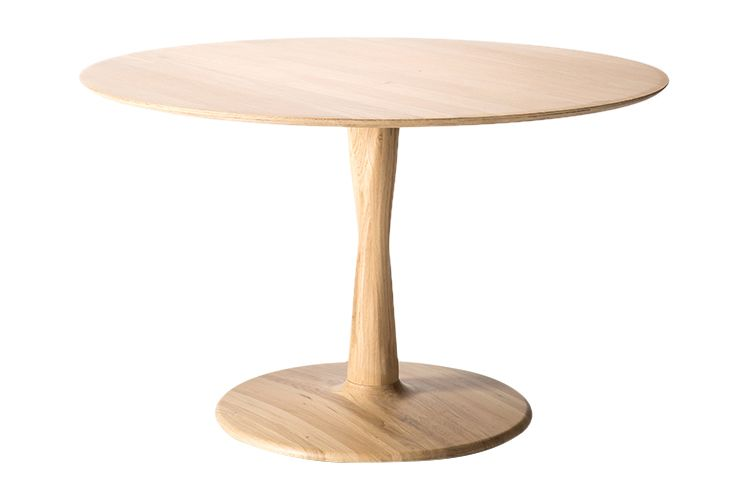 Torsion Dining Table by Ethnicraft