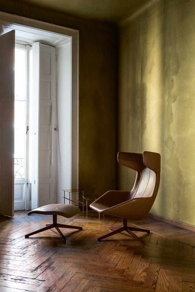 Take a Line Armchair by Alfredo Häberli