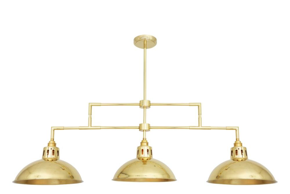 Georgia Bar Pendant Light by Mullan Lighting