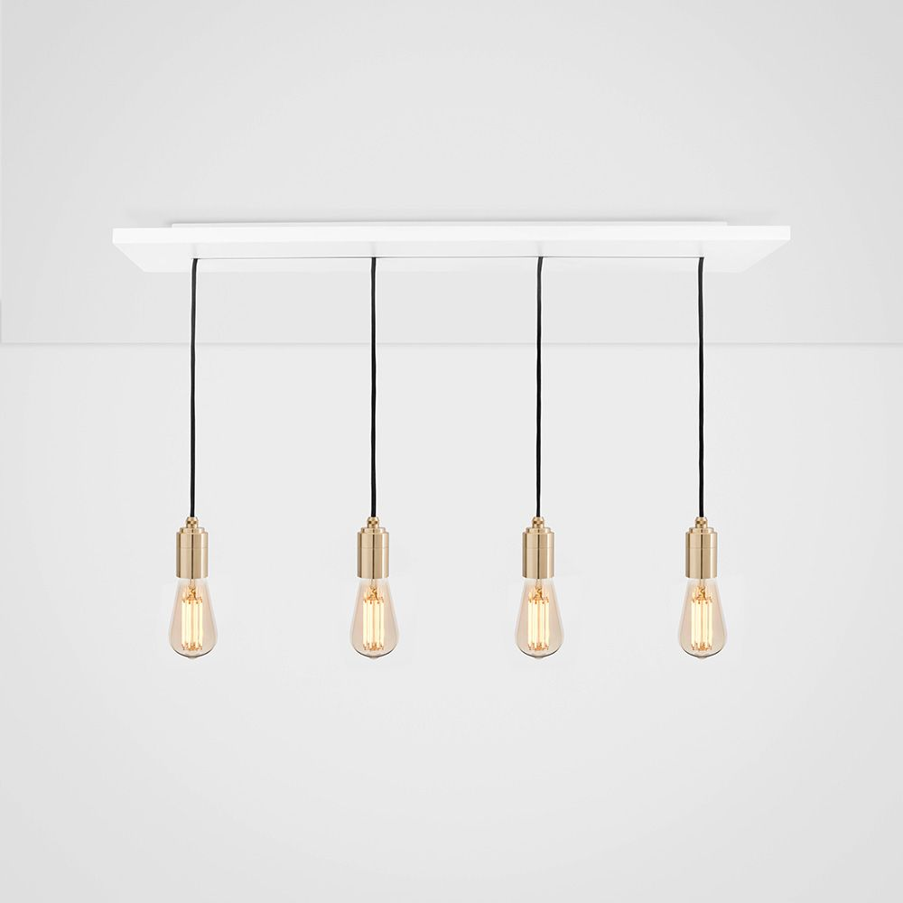 Squirrel Brass Ceiling Light  by Tala
