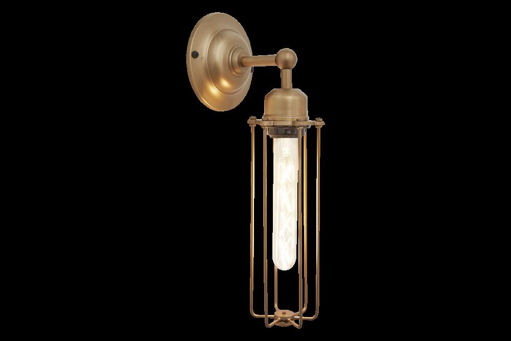 Orlando Cylinder Wall Light by INDUSTVILLE