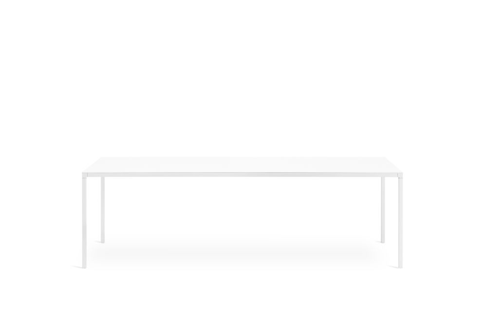 Helsinki 35 Home Dining Table with Ceramic Top by Desalto